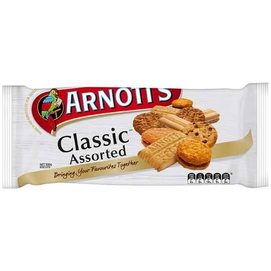 Arnott's Classic Assorted