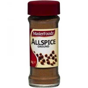 Masterfoods All Spice Ground