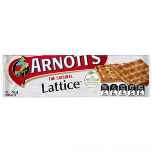Arnott's Plain Lattice
