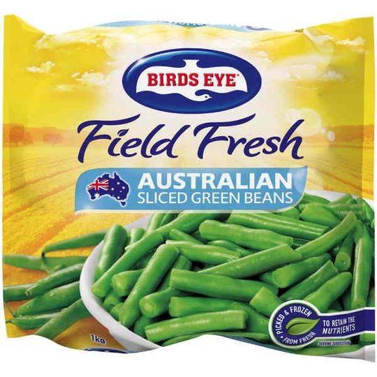Birds Eye Beans Sliced