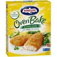 Birds Eye Oven Bake Crumbed Lemon