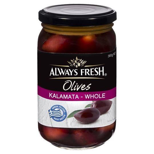 Always Fresh Olives Kalamata