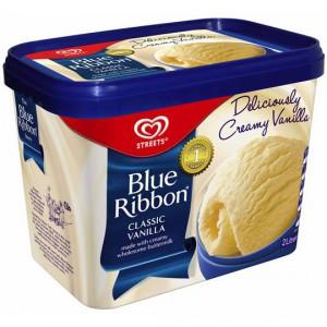 Streets Blue Ribbon Ice Cream Vanilla