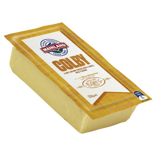 Mainland Colby Cheese Ratings - Mouths of Mums