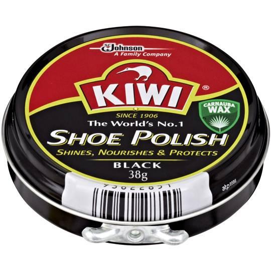 mom112217 reviewed Kiwi Shoe Care Polish Black