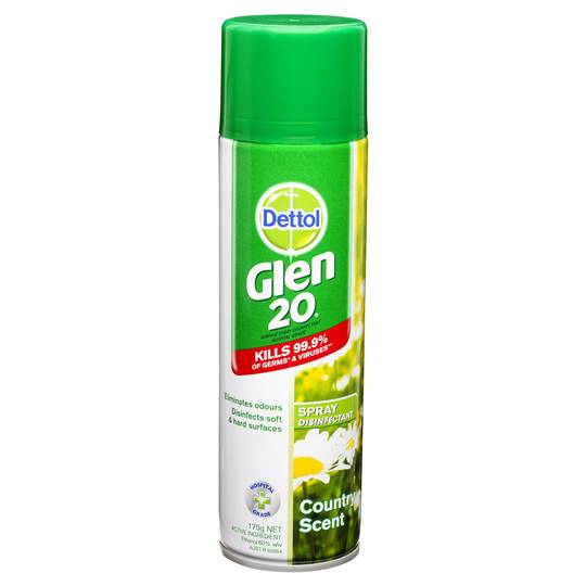 Glen 20 Disinfectant Spray Country Scent