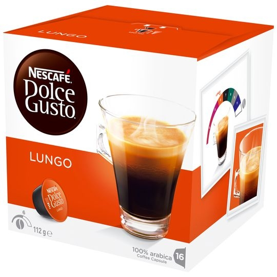 Nescafe Dolce Gusto Lungo Coffee