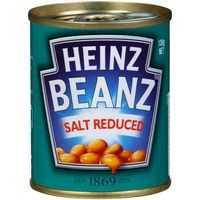 Heinz Baked Beans Salt Reduced Tomato Sauce
