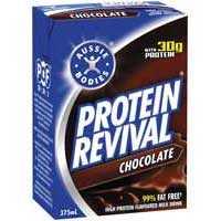 Aussie Bodies Protein Revival Chocolate 99% Fat Free