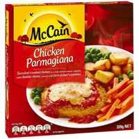 mom74005 reviewed Mccain Dinner Chicken Parmagiana