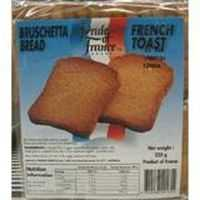 Pride Of France Mini Toast Bruschetta French