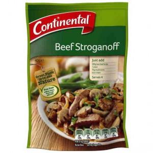 Continental Recipe Base Beef Stroganoff