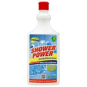 Ozkleen Shower Power Shower Cleaner Squeeze Pack