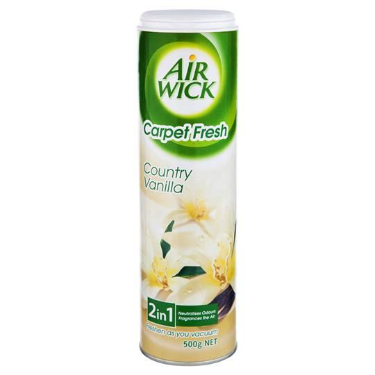 Air Wick Floor Carpet Deodorant Vanilla