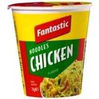 Fantastic Chicken Noodle Cup