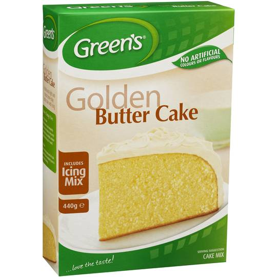 Greens Cake Mix Review