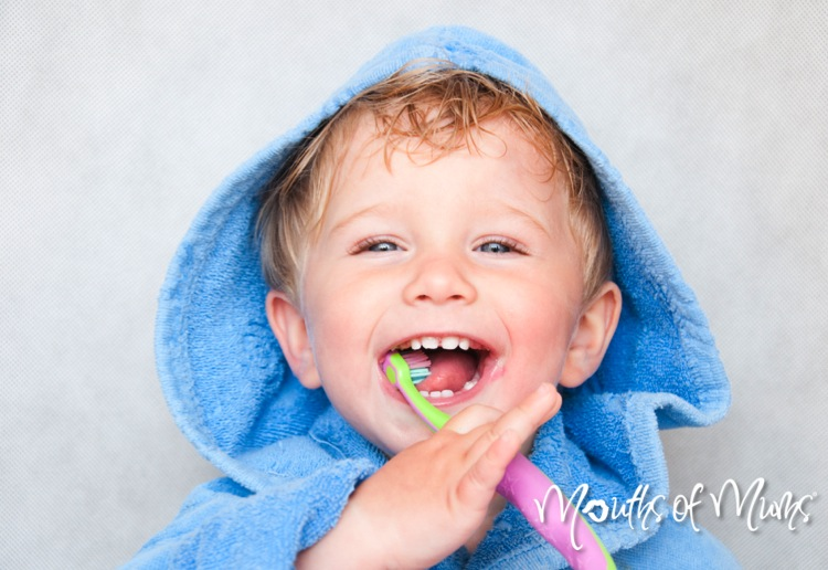 Tips on selecting the best toothbrush for your toddler