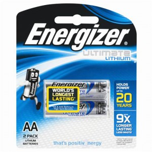 Energizer Lithium Ultimate Aa Batteries