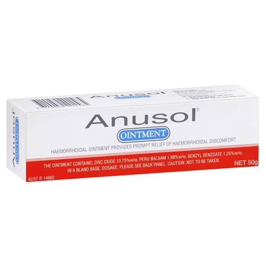Anusol Haemorrhoidal Ointment