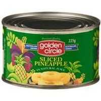 Golden Circle Pineapple Pieces In Natural Juice