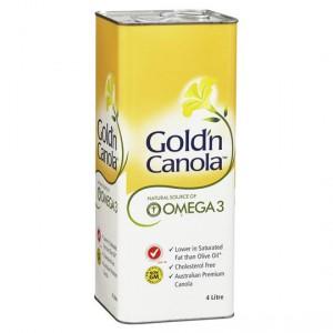 Golden Canola Oil