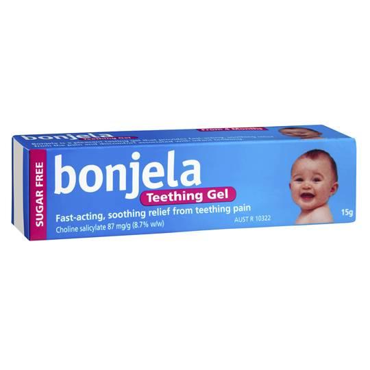 Bonjela Pain Relief Teething Gel