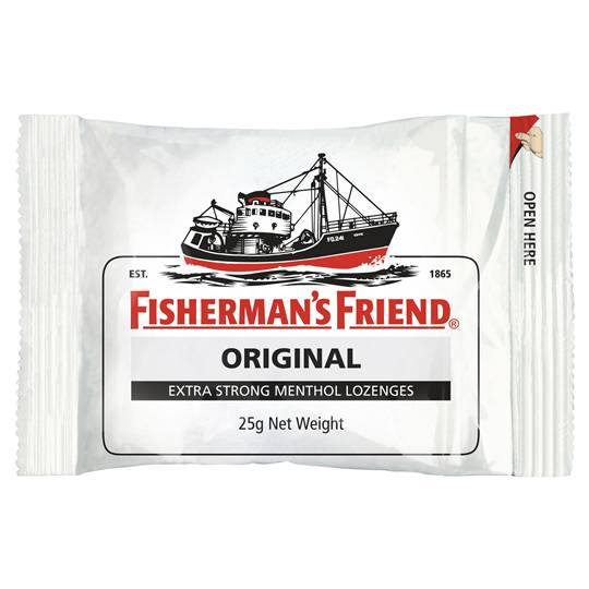 Fisherman's Friend Mints Extra Strong