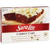 Sara Lee Cake Carrot