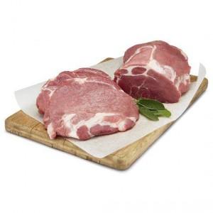 Pork Fillet Steak Heart Smart