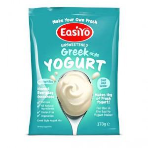 Easiyo Greek Style Unsweetened Yoghurt Base