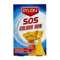 Dylon Fabric Care Stain Remover Colour Safe Runaway Liquid