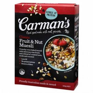 Carman's Classic Fruit & Nut Muesli