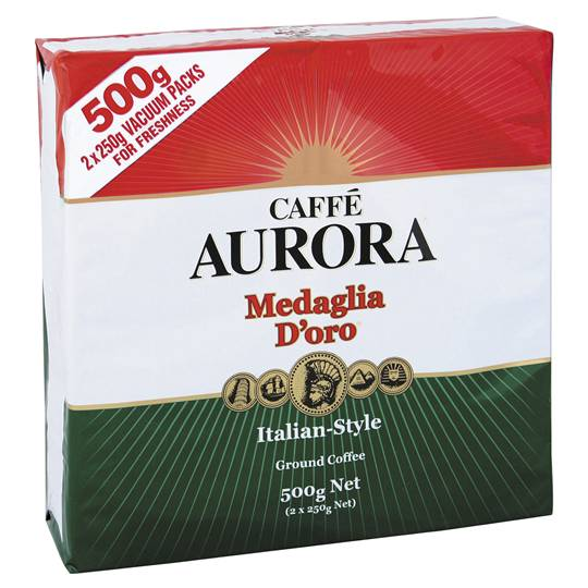 Ground coffee archives mouths of mums for Aurora italian cuisine