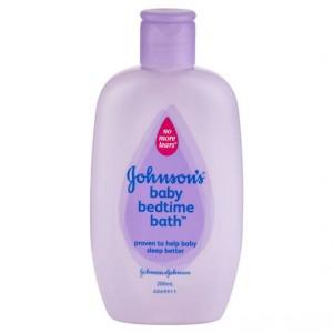 Johnson's Baby Wash Bedtime Bath