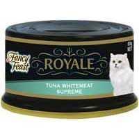 Fancy Feast Adult Cat Food Tuna Whitemeat