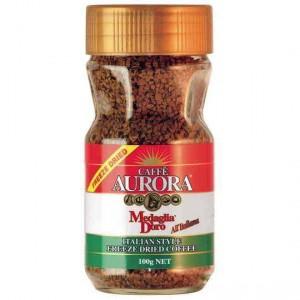 Aurora Italian Style Freeze Dried Coffee