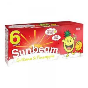 Sunbeam Sultanas & Apple