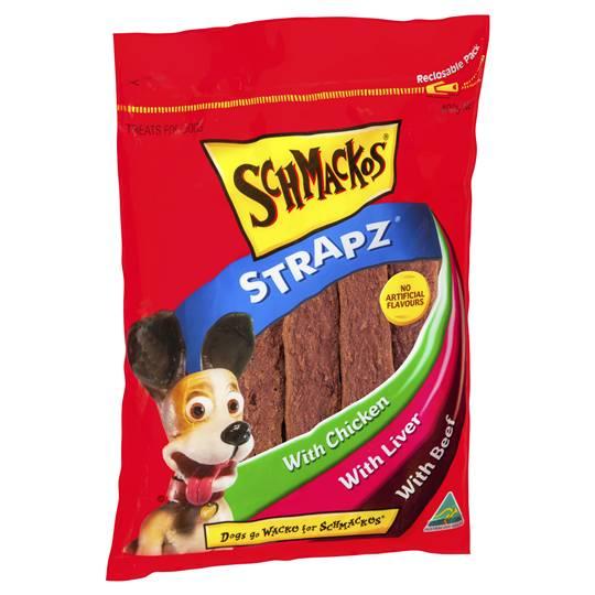 Schmackos Treat Schmackos Variety Pack