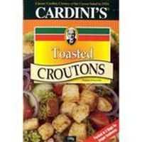 Cardinis Croutons Toasted