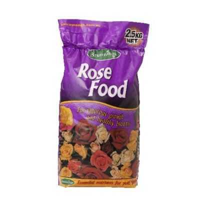 Brunnings Garden Rose Food Fertiliser