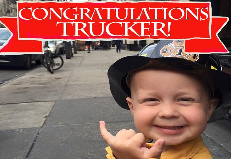 SAD UPDATE on 3-year-old cancer patient sworn in as a fireman