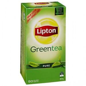 Lipton Tea Bags Green