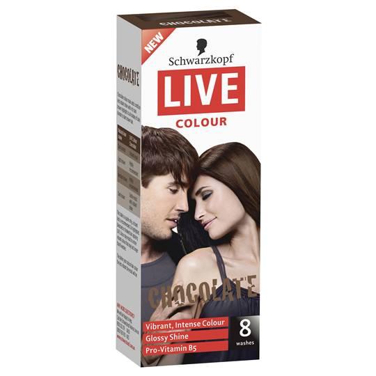 Schwarzkopf Live Colour Chocolate