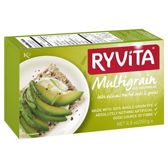 mom343701 reviewed Ryvita Multi Grain