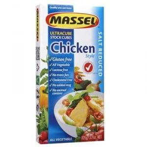 Massel Ultracubes Salt Reduced Chicken