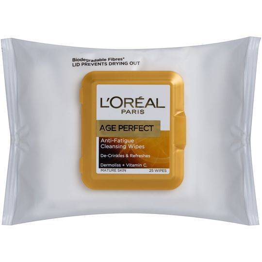 Lu0026#39;oreal Age Perfect Facial Wipes 25pk Ratings - Mouths Of Mums