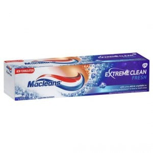Macleans Toothpaste Extreme Clean Fresh