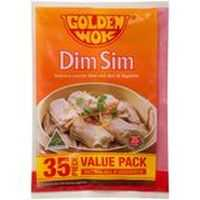 mom241941 reviewed Golden Wok Asian Dim Sims Bonus Pack