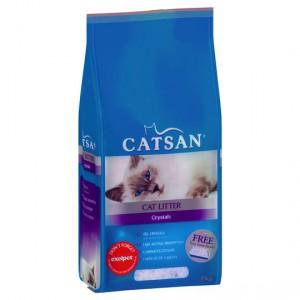Catsan Cat Litter Crystals