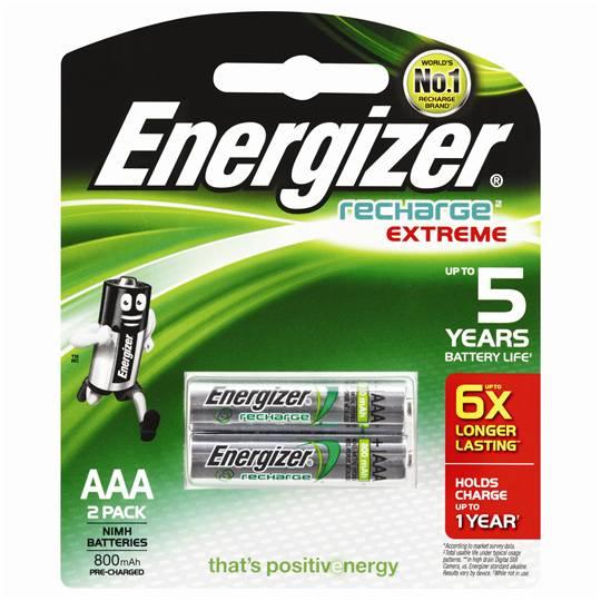 Energizer Aaa Rechargable Batteries Global